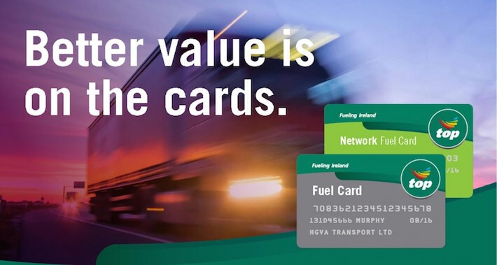 Top Oil Fuel Card