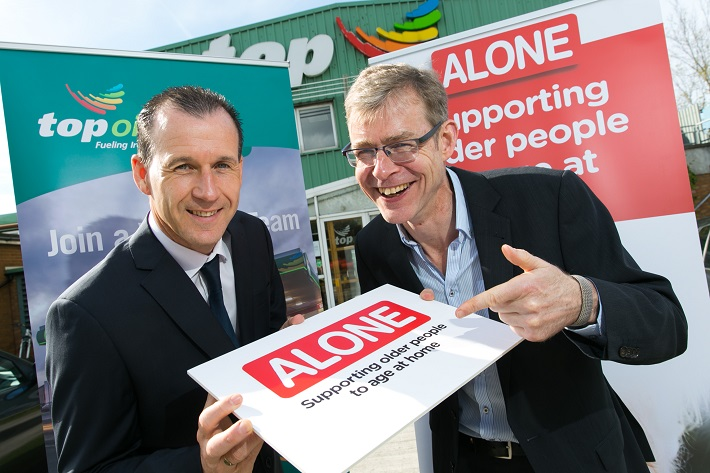 Top Oil Nominate Autism Action Ireland as Charity Partner for the Western Region
