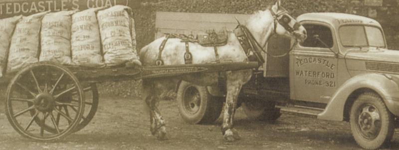 A coal cart