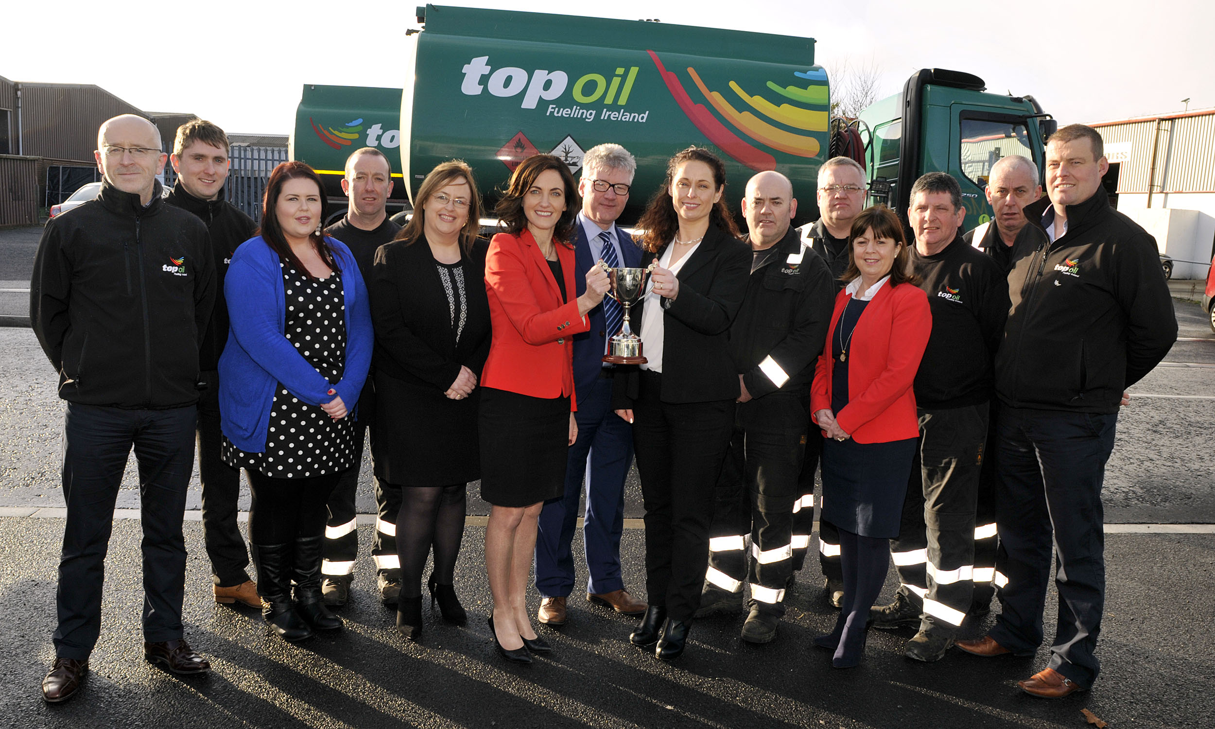 Top Oil Staff