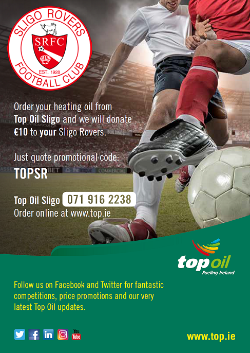 Sligo Rovers Promo2
