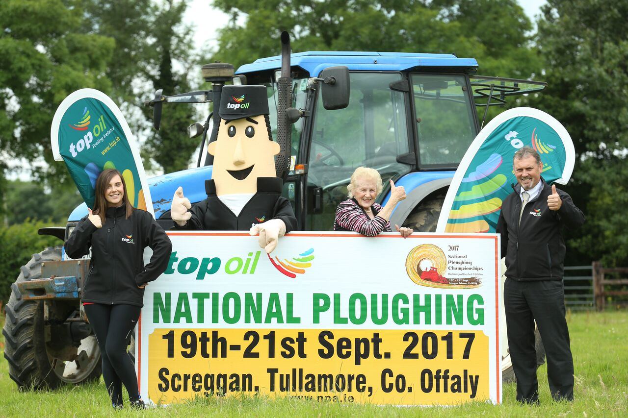 Fuel Ploughing Championships 2017