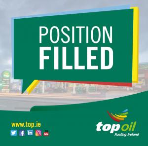 Top Oil Career Position filled